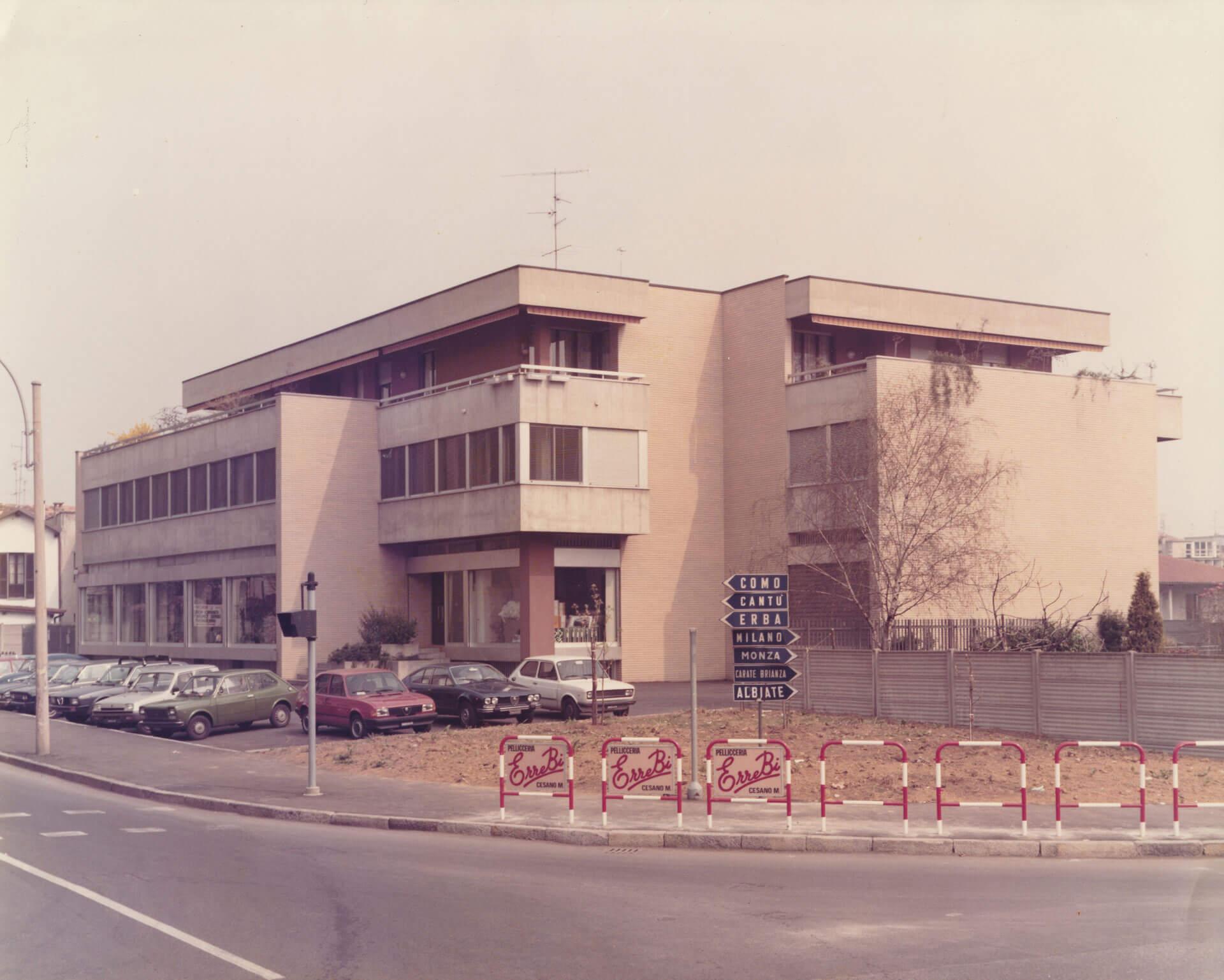 Casa Del Tappezziere Seregno la nostra storia | centro tessile arredamento | azienda
